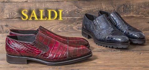Buone notizie per chi ama le scarpe di pregio: la collezione Alligatore è ora in saldo al 30%!  Good news for luxury shoes lovers! Now they can save 30% on Pakerson Alligator shoes!   http://store.pakerson.it/man-italian-handmade-shoes/permanent-collection/alligator-skin-footwear.html