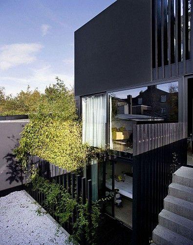 3 Mews Houses | ODOS Architects #exterior Design Inspirations