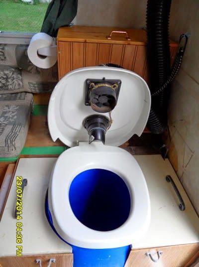 175 Best Images About Van Conversions Shower Toilet