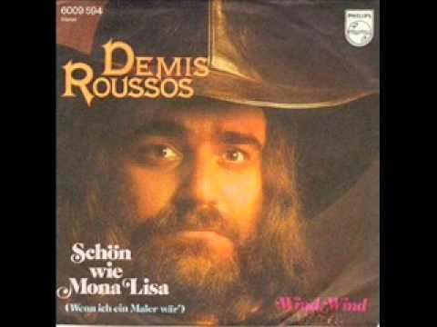 Demis Roussos - Schön wie Mona Lisa