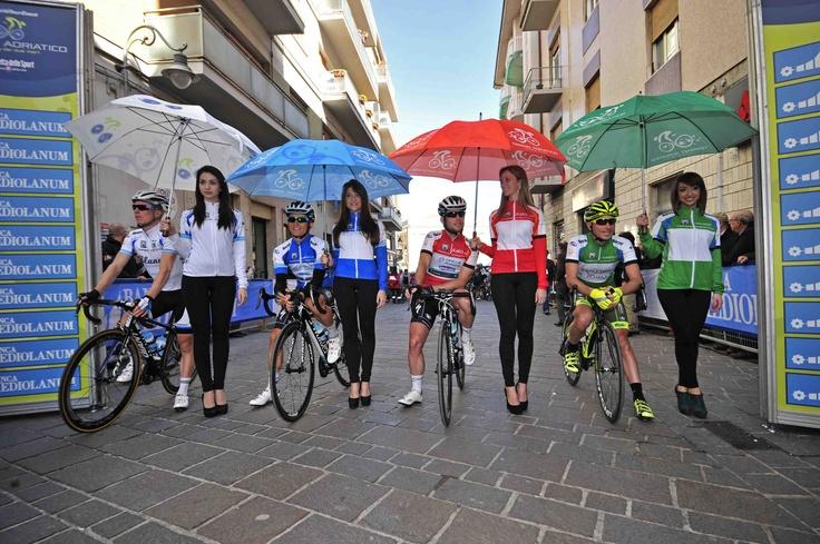 Ciclismo: SuisseGas Sponsor della Tirreno-Adriatico 2013