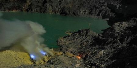 Danau Kawah Ijen Yang Banyak Menjadi Tujuan Wisata di Banyuwangi