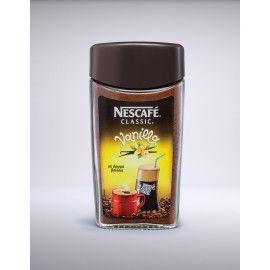 Nescafe Classic Frappe Vanilla 115g