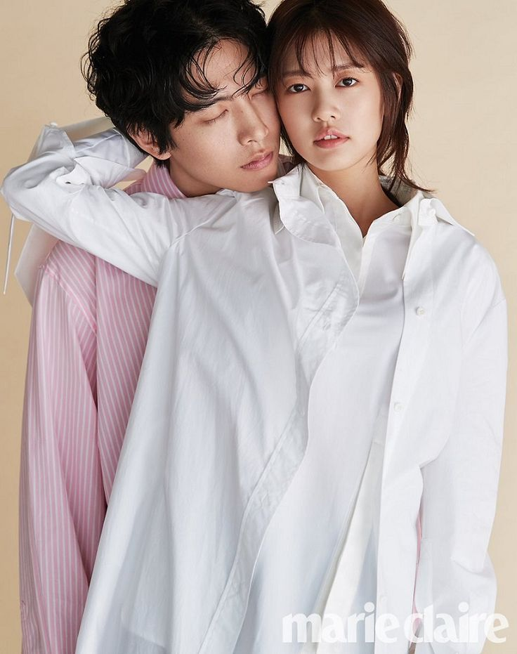 Jung So Min and Lee Min Ki Show Chemistry in Marie Claire's October Issue