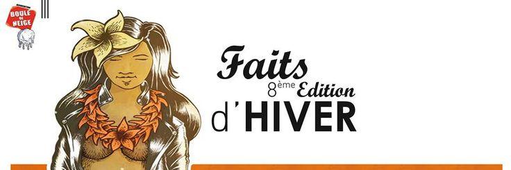 Ce soir : 8ème édition du festival Les Faits d'Hiver au Moulin de #Louviers et c'est FREEEE