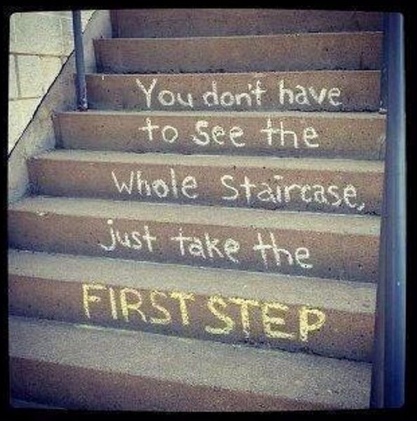 I love this! Take a step in the right direction and start putting yourself first - sign up for the next round of 12WBT here: