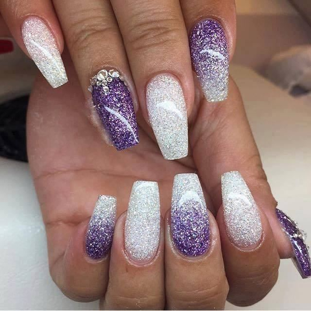 There are new nail trends replaced by others year after year. Some nail  designs give way to others and become less popular. Nails for New Years ... - Best 25+ Popular Nail Designs Ideas On Pinterest Style Nails