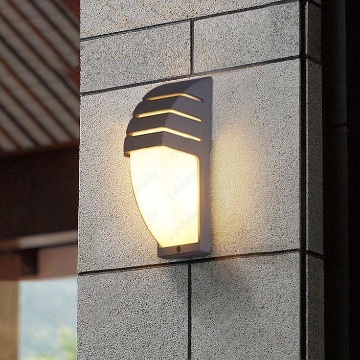 Outdoor Lights Garage: Best 25+ Outdoor Garage Lights Ideas On Pinterest