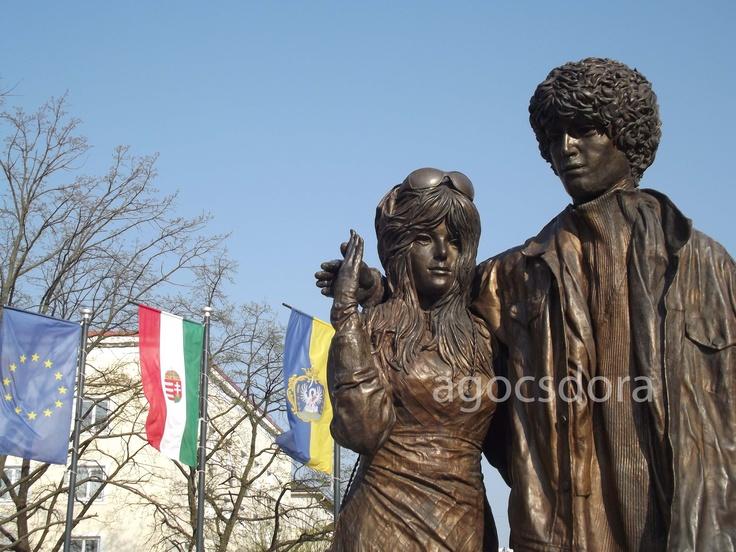 Kossuth tér, Szolnok, Hungary
