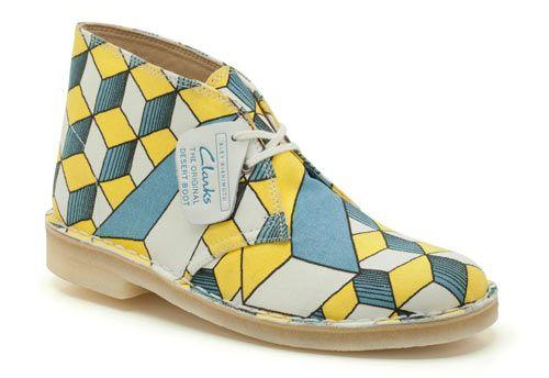 Clarks x Eley Kishimoto Shoe Collection Photo