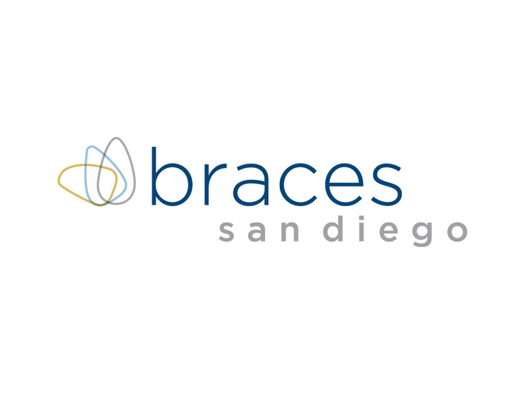 Logo for Southern California orthodontist.