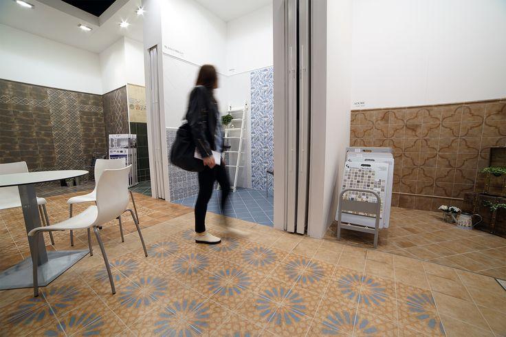 Acude a tu distribuidor más cercano y conoce las nuevas colecciones de azulejos cerámicos de primera mano. ¡La cerámica hay que sentirla!