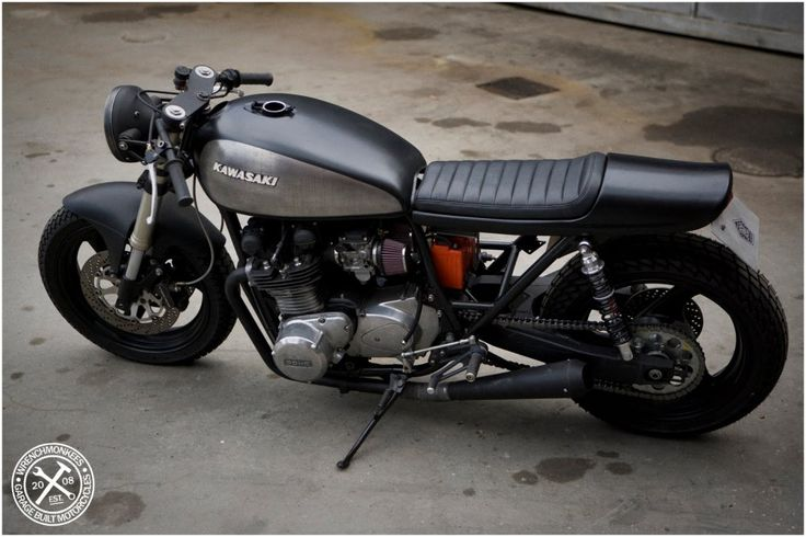 MONKEE #36 - Kawasaki Z1000 >> http://www.wrenchmonkees.com/motorcycles/monkee-36.html