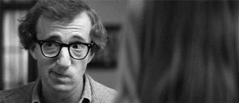 "Tratto dal film ""Manhattan"" di Woody Allen."