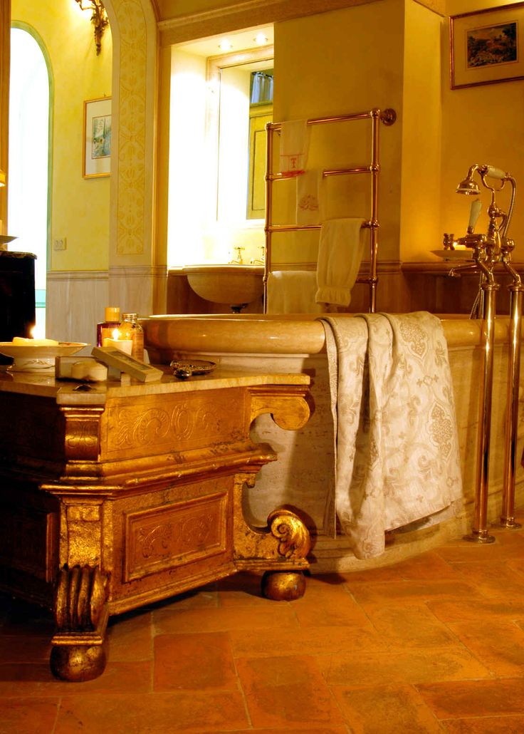21 Amazing Tuscan Living Room Designs: 21 Best Tuscan Bathroom Images On Pinterest
