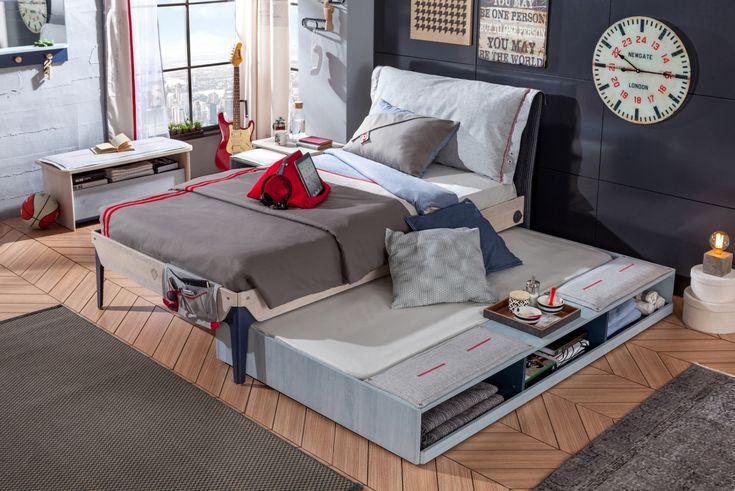 Trio postel pro studenta