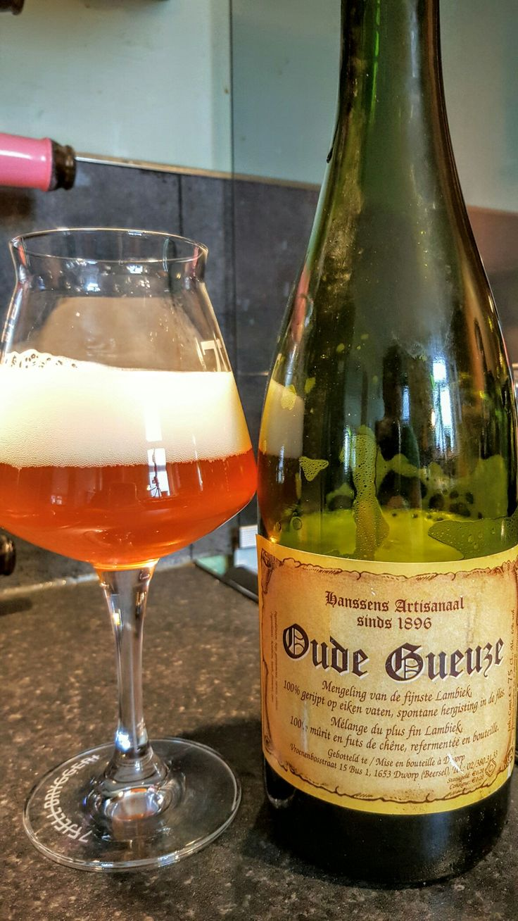 Hanssens Oude Gueuze. Watch the video beer review here…