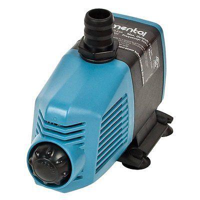 Elemental H2O Submersible & Inline Water Pump 291 GPH