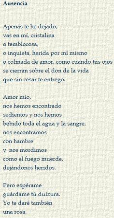 10 Spanish Love Poems