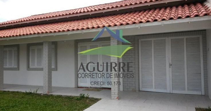 Aguirre - Correto de Imóveis - Imóvel para Aluguel de temporada  em Imbé