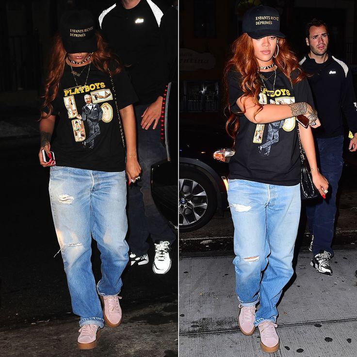 Puma Rihanna Outfit