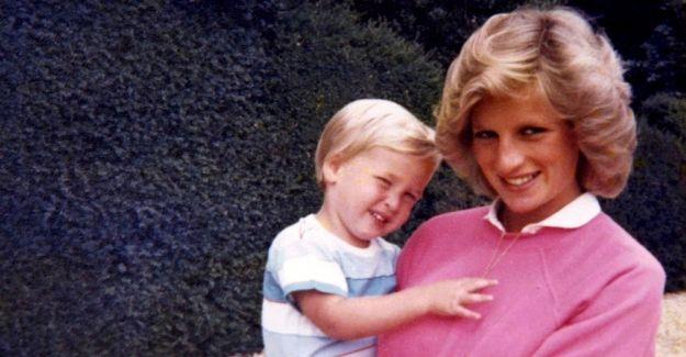 Prens William ve Harry, anneleri Diana'yı anlattı