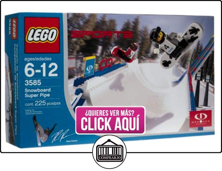 LEGO Sports Snowboard Super Pipe (3585) by LEGO  ✿ Lego - el surtido más amplio ✿ ▬► Ver oferta: https://comprar.io/goto/B00008OTG4