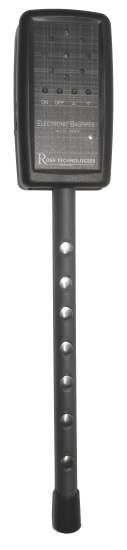 "The instrument incorporates a novel and realistic ""strike in"" feature, which allows the drones to sound before the chanter. This is accomplished with a built-in tilt sensor, which detects the angle of the pipes. With the Midi * connection cable (provided), the pipes can be connected to any Midi Equipped synthesizer, keyboard, computer or even an iPad (computer or iPad hookup requires a Midi to USB adapter -not provided- and appropriate software)."