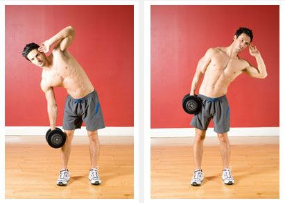 Best Exercise for Love Handles