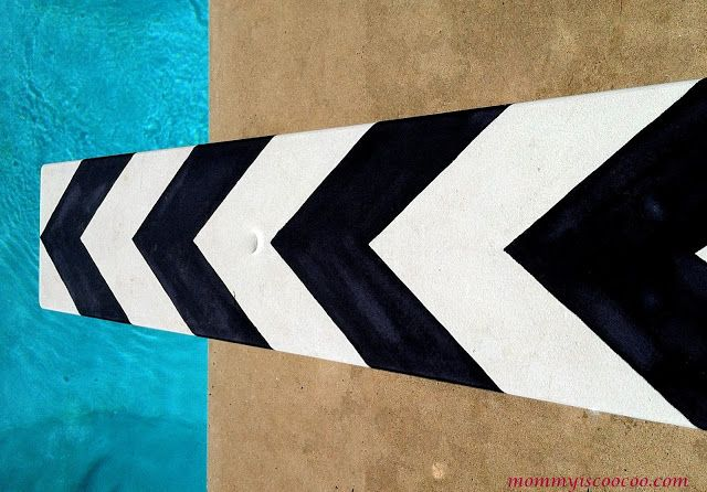 195 best images about pool ideas on pinterest for Swimming pool diving board paint kit