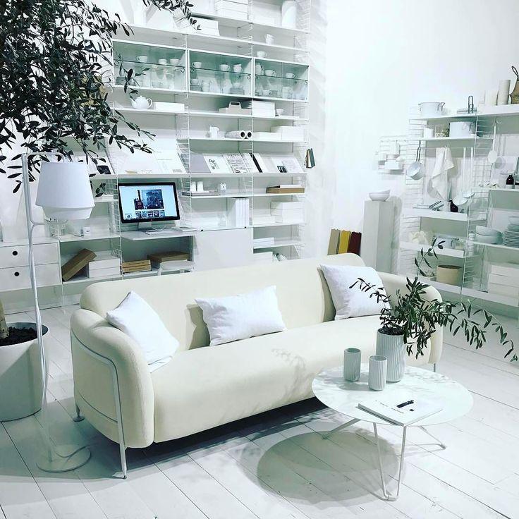 Massproductions - Mega Sofa and Tio Table