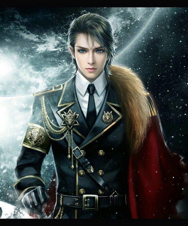 Why did I imagine him as Kai