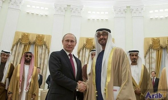 Sheikh Mohammed bin Zayed holds talks with…
