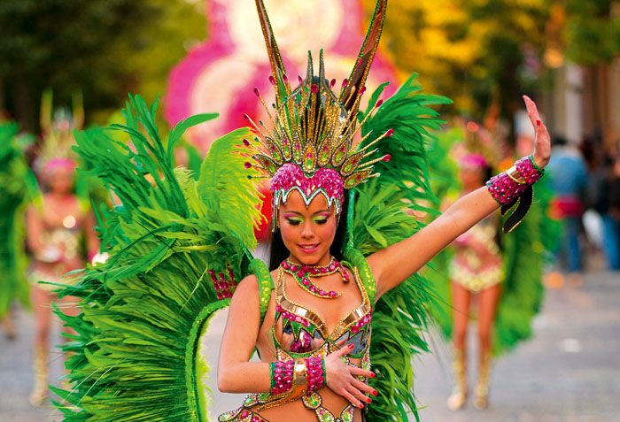 Reina del Carnaval de Torrevieja