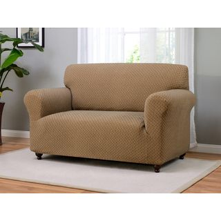 shop for galway stretch loveseat slipcover get free delivery at overstock