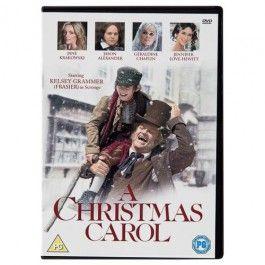 A musical adaptation of Charles Dickens' A Christmas Carol starring Kelsey Grammer (Frasier) as Scrooge. Also starring Jason Alexander, Geraldine chaplin and Jennifer Love-Hewitt
