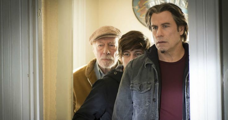 'The Forger' Starring John Travolta Lands at Saban -- John Travolta stars as an art forger released from prison to spend time with his dying son in the new thriller 'The Forger'. -- http://www.movieweb.com/forger-movie-release