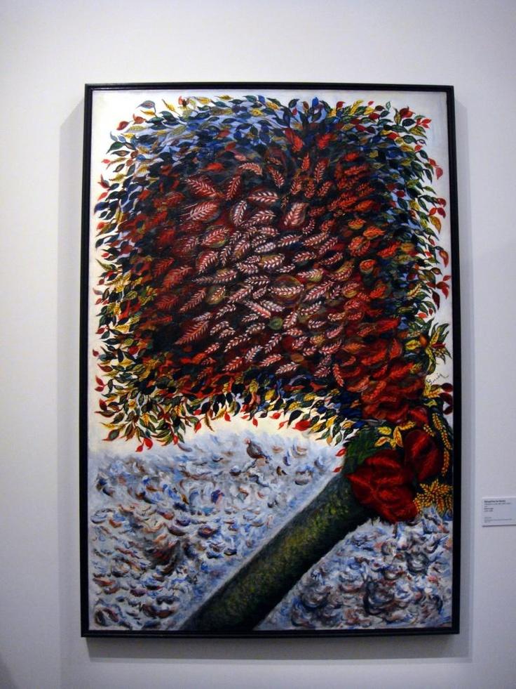Séraphine de Senlis - L'arbre de vie (1928)