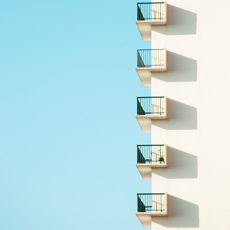 Who want sky // Architectural photos by Matthieu Venot