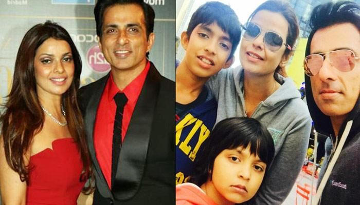 Bollywood Actor Sonu Sood Was Already A Married Man Before Entering Films And It's Been 21 Yrs