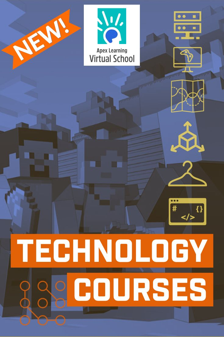 Introducing Our New Technology Courses For Students In Grades 6 12