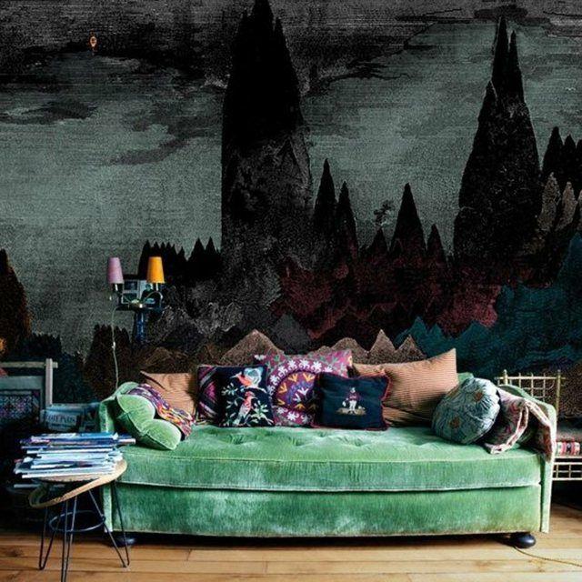 les 25 meilleures id es concernant papier peint hippie sur pinterest fond d 39 cran hipster et. Black Bedroom Furniture Sets. Home Design Ideas