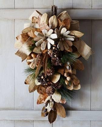 Pretty Wall Or Hanging Wreath....