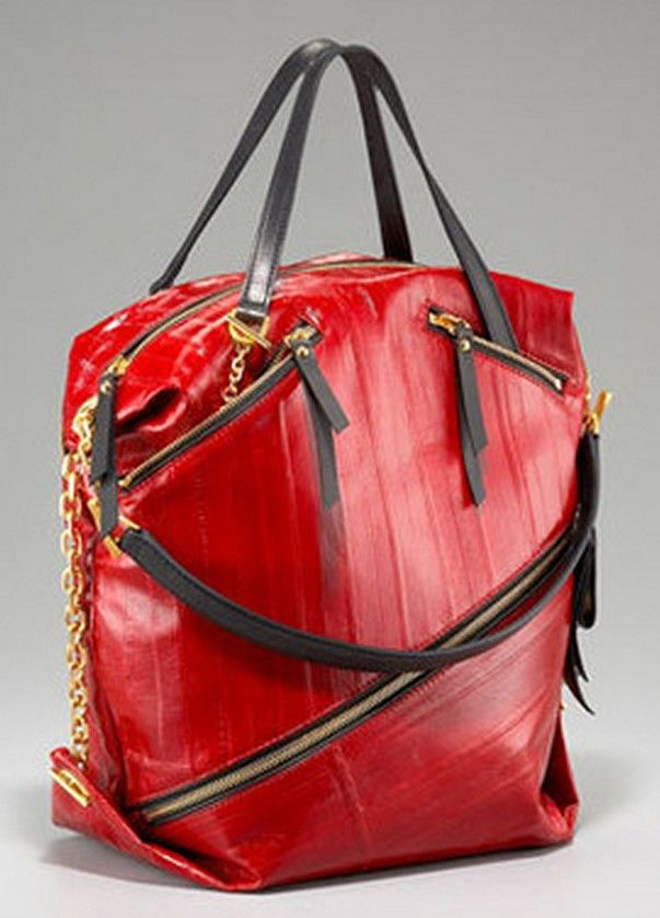 Christian Louboutin; the purse I can only dream of.
