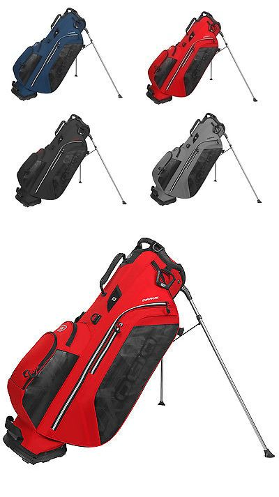 Golf Club Bags 30109: Ogio Cirrus Lightweight Stand Golf Bag Mens New 2017 - 7-Way Top W/ 7 Pockets -> BUY IT NOW ONLY: $169.95 on eBay!