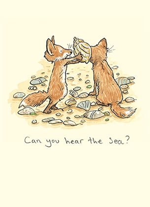 Can You Hear The Sea? by Anita Jeram