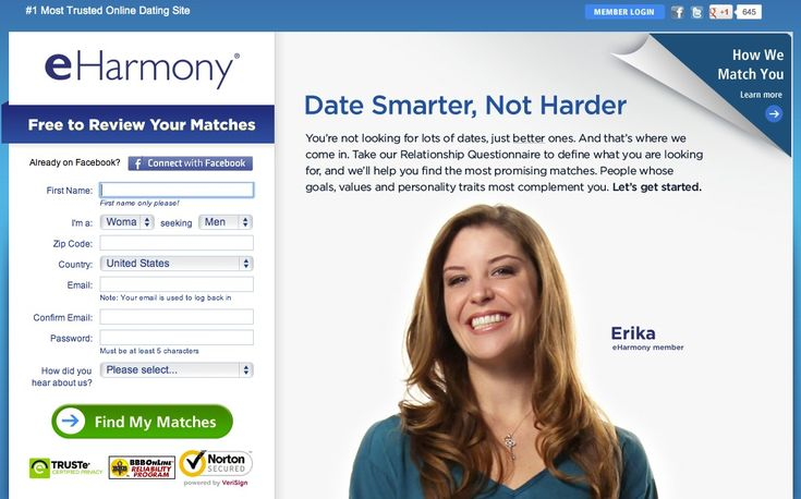Dating site eHarmony confirmed that passwords used by its members were compromised and posted to a hacker site. (via cnet.com)
