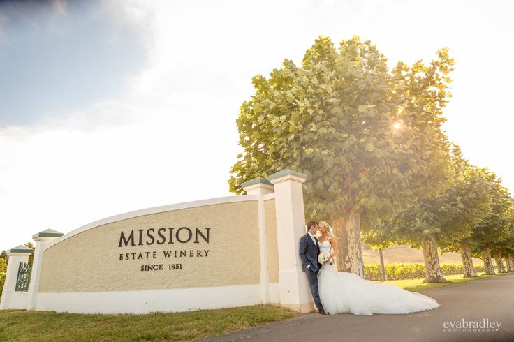 Mission Estate Winery - wedding