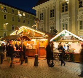 Advent am Südtiroler Platz © Graz Tourismus - Harry Schiffer