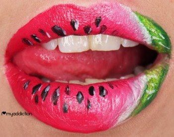 Watermelon :) i have never seen anything like this! -kay